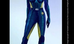 X Men First Class Mystique Costume Concept 2 280x170 X Men: New Wolverine Photo, First Class Concept Art & Famke Janssens Hopeful Return
