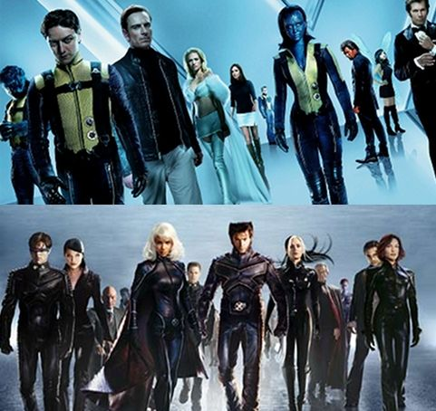 X Men Original Trilogy vs. First Class Movie Continuity X Men: First Class Sequel Titled Days of Future Past?
