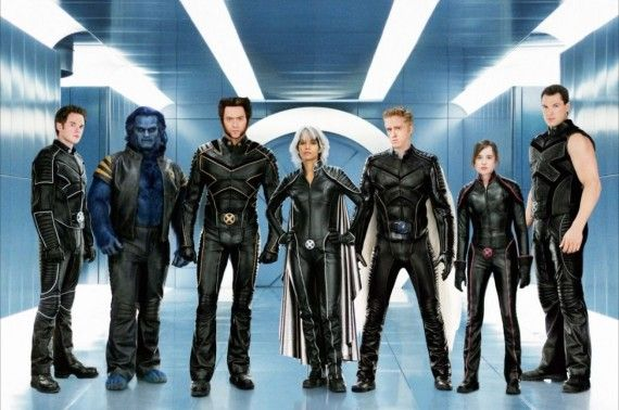 X Men trilogy black leather costumes 570x378 Iceman, Kitty Pryde & Rogue Return For X Men: Days of Future Past