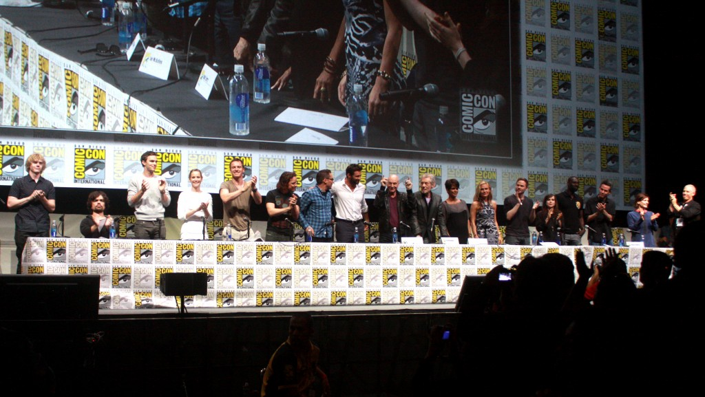 X Men Days of Future Past cast by Gage Skidmore 1024x577 X Men: Days of Future Past Trailer Teases Doom & Gloom