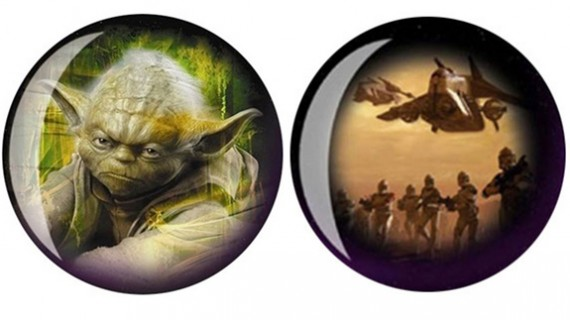 Yoda Bowling Ball SR Geek Picks: Arrested Development Netflix Easter Egg, LOST RPG, Baby Princess Leia & More!