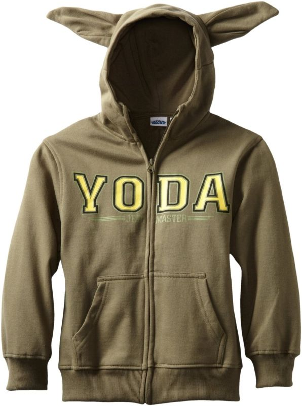 Yoda Hoodie SR Geek Picks: 1920s Disney Star Wars, Twilight For Math Nerds, Ryan Gosling Smear Ad & More!