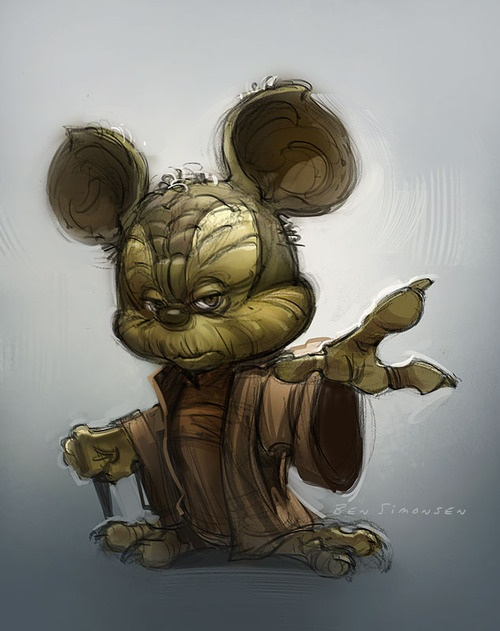 Yoda Mickey SR Geek Picks: Breaking Bads Malcolm in the Middle Ending, Season 5 Gag Reel & More