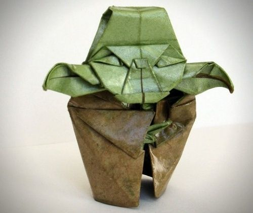 Yoda Origami SR Geek Picks: Kids Oscar Reenactments, Best Picture Wrong Director, Breakin Dawn Pt II: Twilight Boogaloo & More