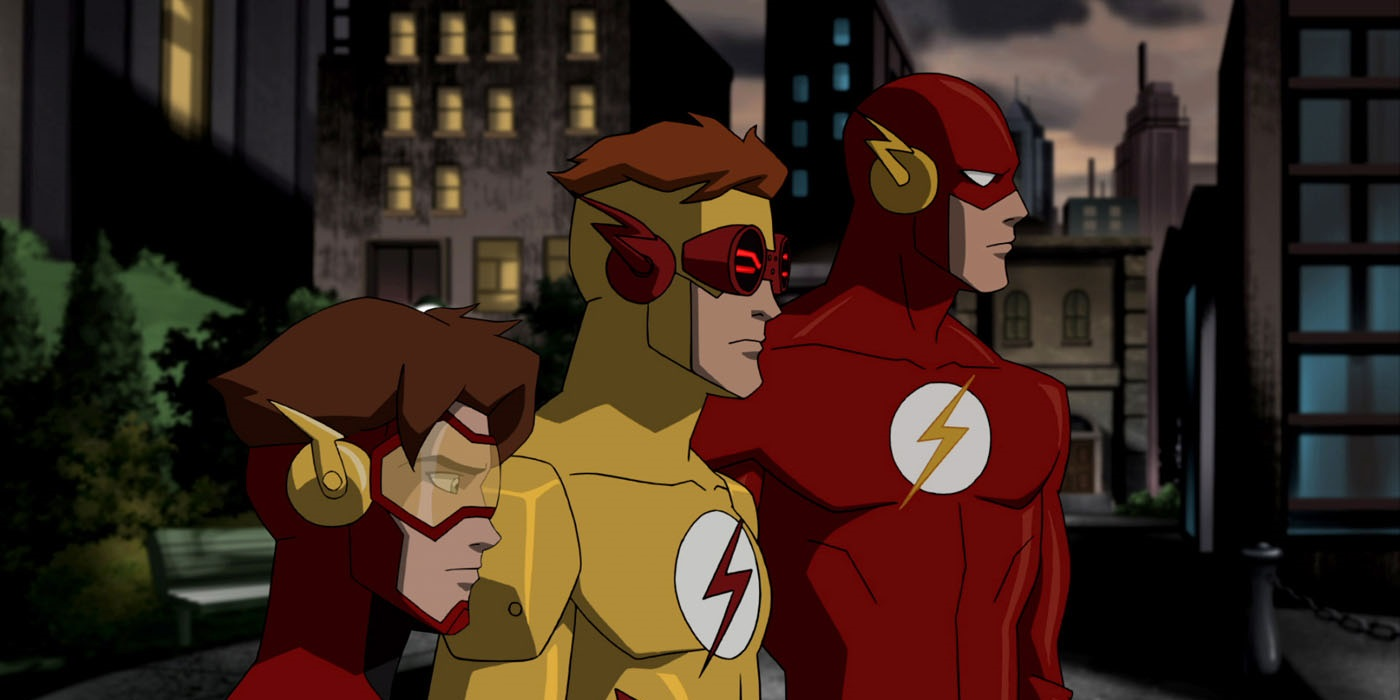 Kid Flash   Young Justice Wiki   FANDOM powered by Wikia