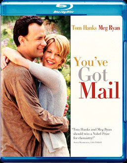 Youve Got Mail DVD blu ray box art DVD/Blu ray Breakdown: February 1st, 2011