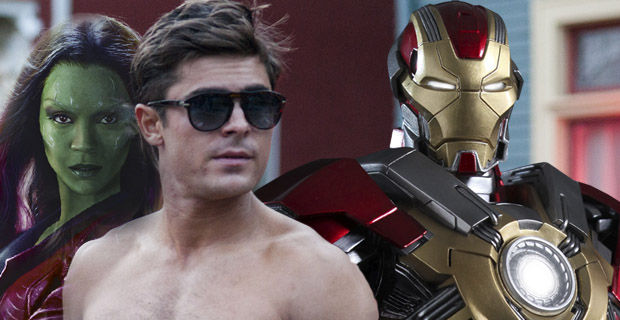 Zac Efron Marvel Studios Rumor Patrol: Marvel Studios Interested in Zac Efron