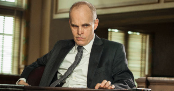 Zeljko Ivanek in Banshee Season 2 Episode 1 Banshee Season 2 Premiere Review