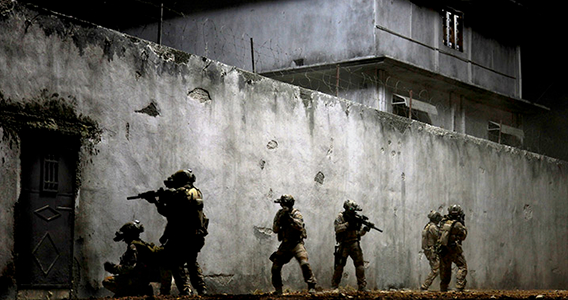 Zero Dark Thirty Trailer: When Was the Last Time You Saw Bin Laden?
