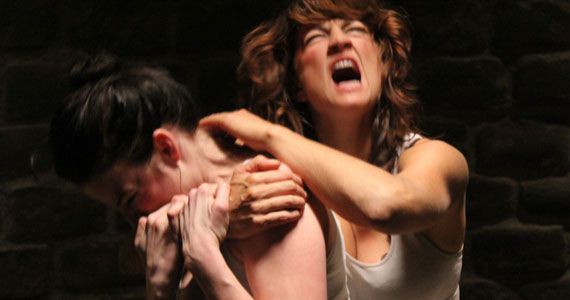 Zoe Bell Raze Raze Trailer: Zoe Bell & Rachel Nichols Brawl For Their Lives