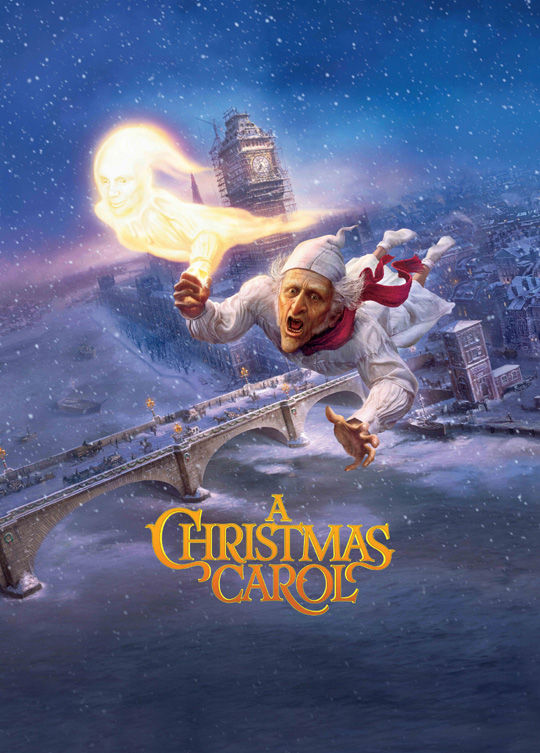 a christmas carol poster Poster Friday: Toy Story 3, Saw VI, A Christmas Carol & Many More!