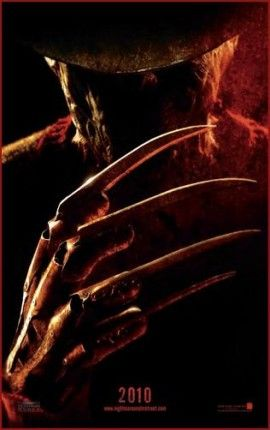 a nightmare on elm street remake 270x430 Our 20 Most Anticipated Movies Of 2010