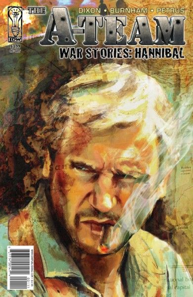 a team war stories hannibal 390x600 A Team Prequel Comics Coming in March