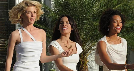 abc cancels charlies angels Charlies Angels Fall From Grace   Show Cancelled After 4 Episodes
