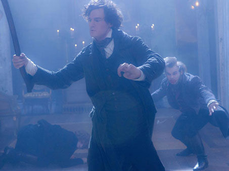 abelincolnusatoday5 Benjamin Walker fights vampires in Abraham Lincoln: Vampire Hunter