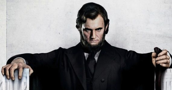 abraham lincoln vampire hunter poster Abraham Lincoln: Vampire Hunter International Poster & Featurette