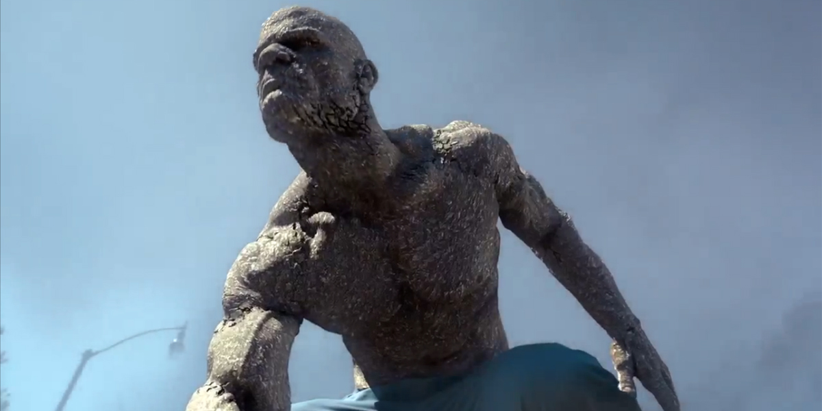 Agents of S.H.I.E.L.D Season 3 Clip: The Team Takes on Absorbing Man