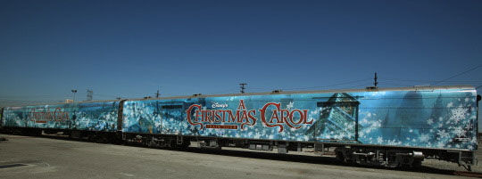 acc pic05 All A Bored Disney's A Christmas Carol Train Tour
