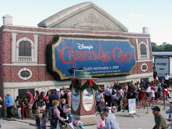 acc pic13 All A Bored Disney's A Christmas Carol Train Tour