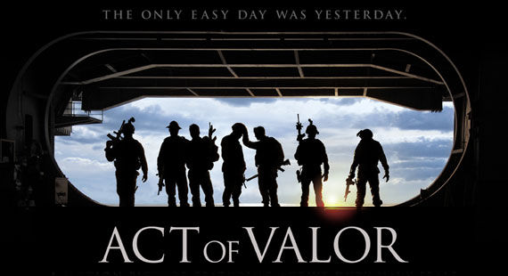 act of valor header Screen Rants (Massive) 2012 Movie Preview