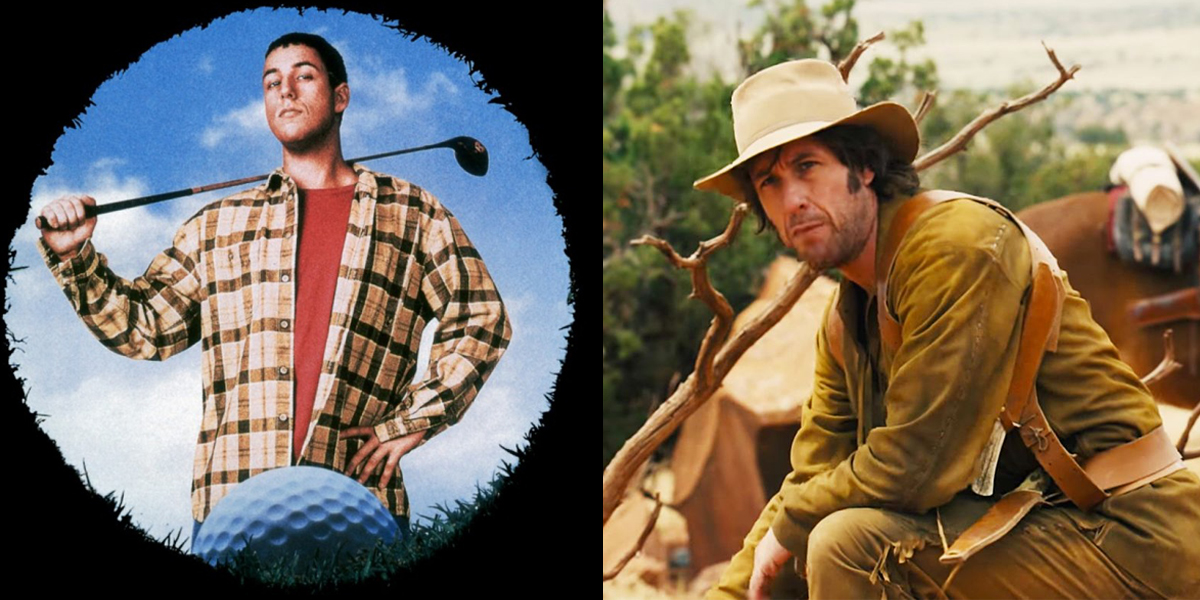 The Cast of Happy Gilmore: Where Are They Now?