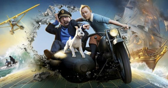 adventures tintin sequel peter jackson Peter Jackson Hopes to Shoot Tintin Sequel Before Finishing The Hobbit