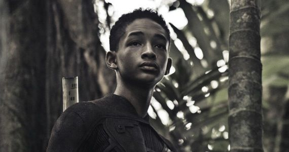 after earth synopsis Official After Earth Synopsis: M. Night Shyamalans Father Son Sci Fi Drama