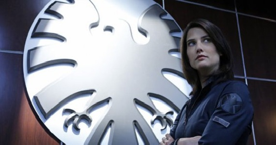 Cobie Smulders on Agents of Shield