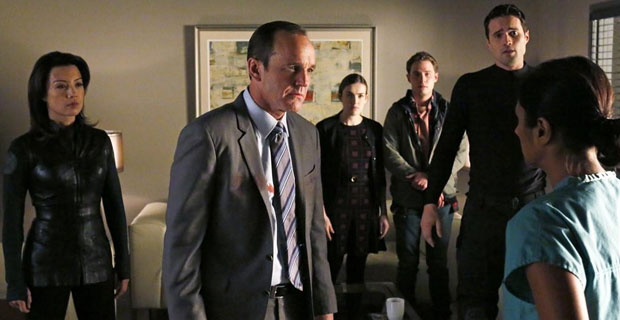 agents of shield season 1 episode 14 coulson Agents of S.H.I.E.L.D.: Uprising: New Name, Same Show