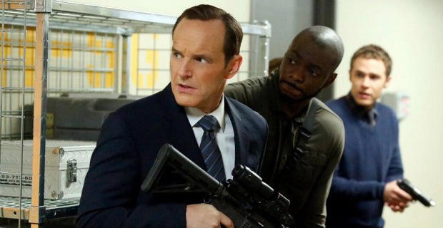 agents of shield season 1 finale Agents of S.H.I.E.L.D.: Upcoming Episode Promos and S1 Finale Details Revealed