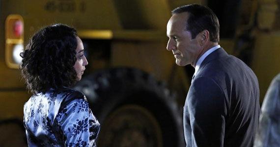 Agents of Shield - Coulson & Raina