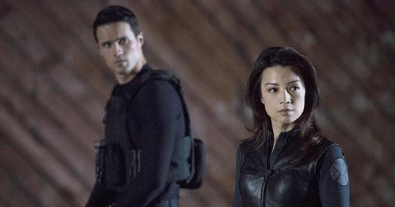 Agents of Shield - May & Ward