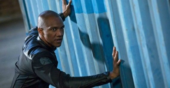 agents shield j august richards deathlok 570x294 Agents of S.H.I.E.L.D.: First Look at Sif & J. August Richards Talks Deathlok