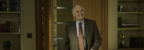 alan alda 30 rock 4 Alan Alda Talks 30 Rock, MASH Reboot & Life As A TV Legend
