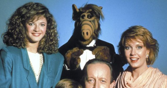 alf movie family Sony Developing ALF Movie From Smurfs Producer & Paul Fusco