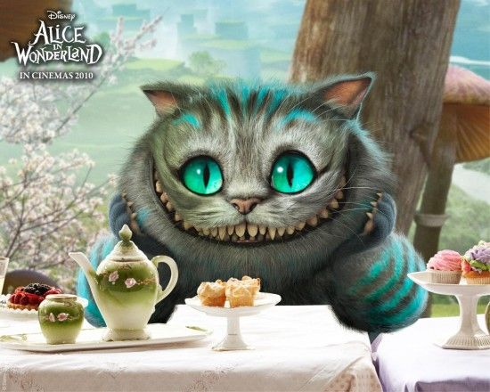 El gato Cheshire Alice-in-wonderland-cheshire-cat