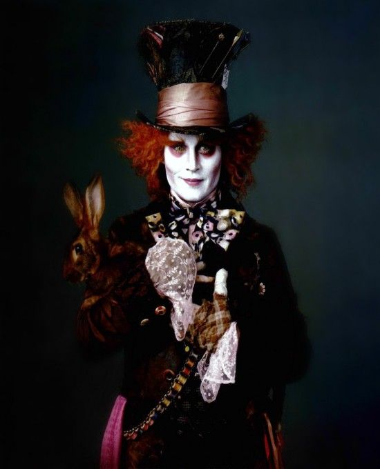 alice in wonderland new image the mad hatter Alice in Wonderland   The Mad Hatter