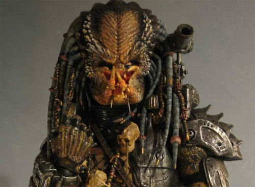 alien predator Howard Berger Talks Predators