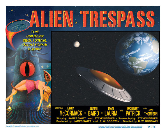 alien trespass lobby card1 Alien Trespass Contest   Winners!