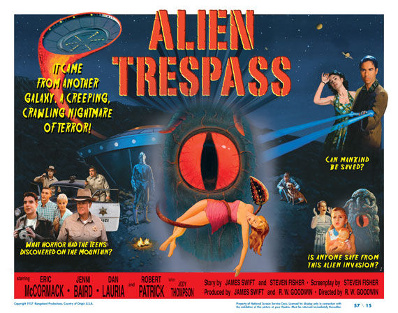 alien trespass lobby card2 Alien Trespass Contest   Winners!