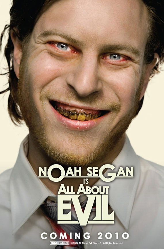 all about evil noah segan Poster Friday: Avatar, Kick Ass, Lost, Salt & More!
