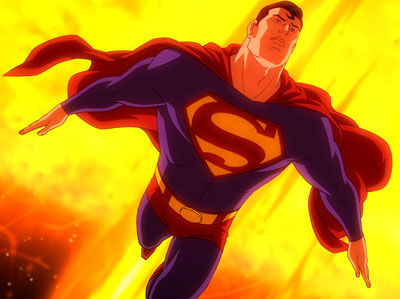 all star superman animated Major DC News Coming Soon; First Look at All Star Superman