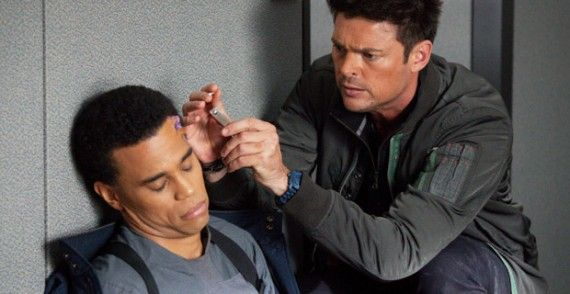 almost human episode 3 570x294 Almost Human Continues to Shine in Episode 3