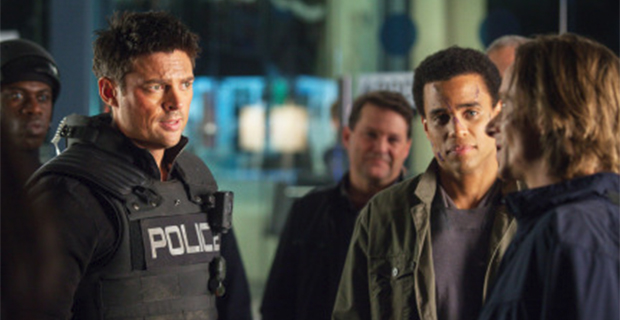 almost human season 1 episode 4 bends rudy Almost Human: Is it Time for a Serialized Story Arc?