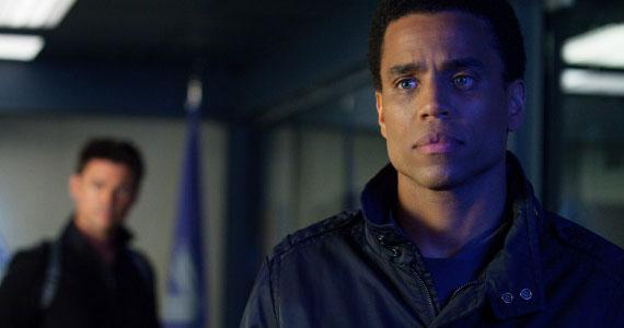 Almost Human Season 1 Finale - Dorian