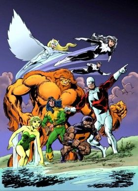 alpha flight movie characters 280x387 Vincenzo Natali Wants To Make Alpha Flight Movie