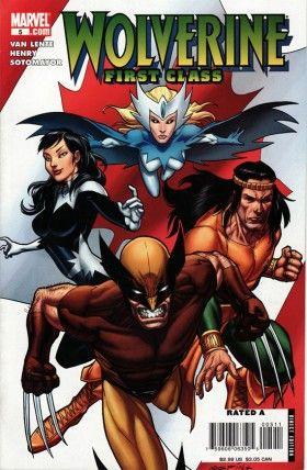 alpha flight movie wolverine 280x428 Vincenzo Natali Wants To Make Alpha Flight Movie