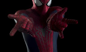 amazing spider man 2 costume 280x170 Amazing Spider Man 2 Hi Res Image Gallery   Meet Spideys New Friends and Foes