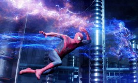 amazing spider man 2 electro fight 280x170 The Amazing Spider Man 2 Trailer: Peter Parkers Greatest Battle Begins