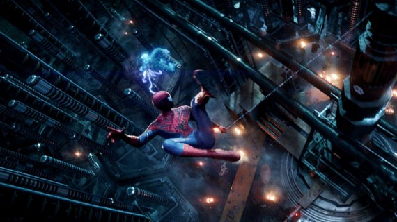 amazing spider man 2 electro lair 570x320 Amazing Spider Man 2: Additional Villain Rumored for After Credits Sequence